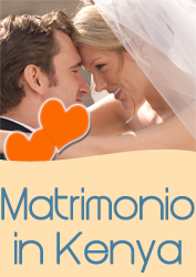 Matrimonio in Kenya